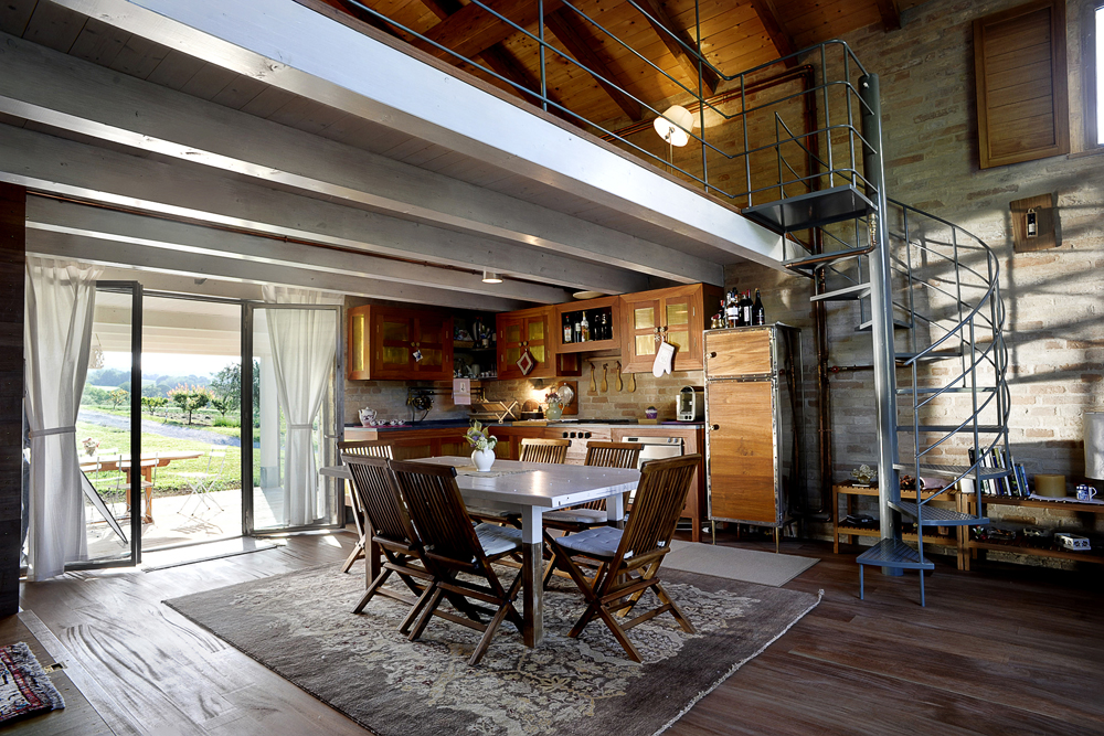 Santomaro Country Loft